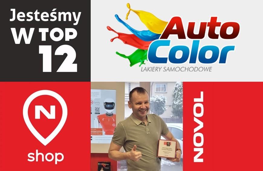 Jesteśmy na liście TOP12 N-shop w 2020 roku!