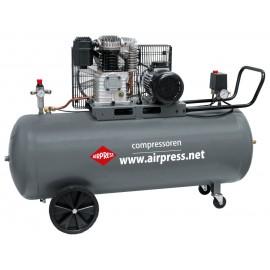 Kompresor HK 600-200 Pro 10 bar 4 KM 380 l/min 200 l